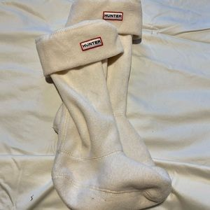 Socks for tall Hunter rain boots
